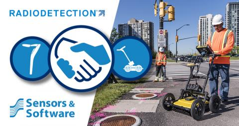 Sensors & Software joins Radiodetection
