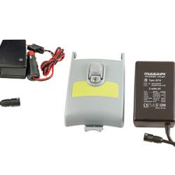 Locator NiMH Rechargeable Battery Kit and Chargers